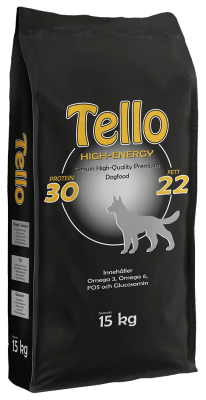 Tello High Energy 30/22 - 15kg