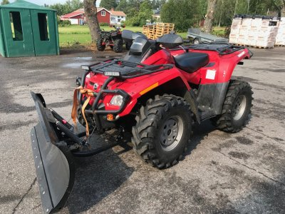 Can am Outlander 800 2006